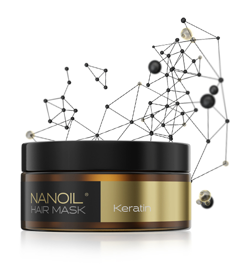 Nanoil Keratin Hair Mask